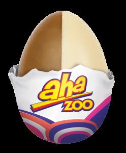 Šokoladinis kiaušinis AHA ZOO